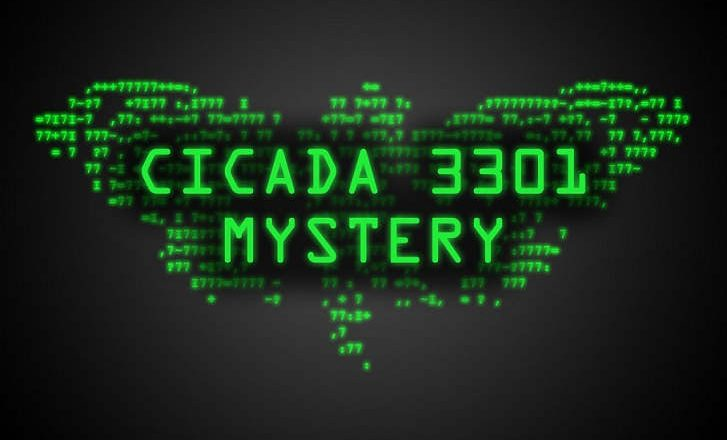 CICADA 3301, The web deepest mystery...