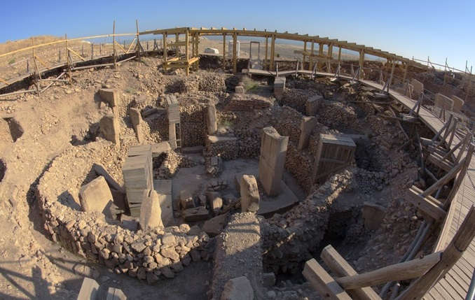 how to get to gobekli tepe from istanbul