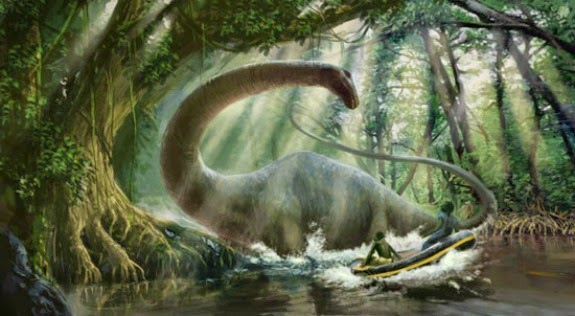 10 Evidences Proof the Mokele Mbembe Still Alive – Mysterious Monsters